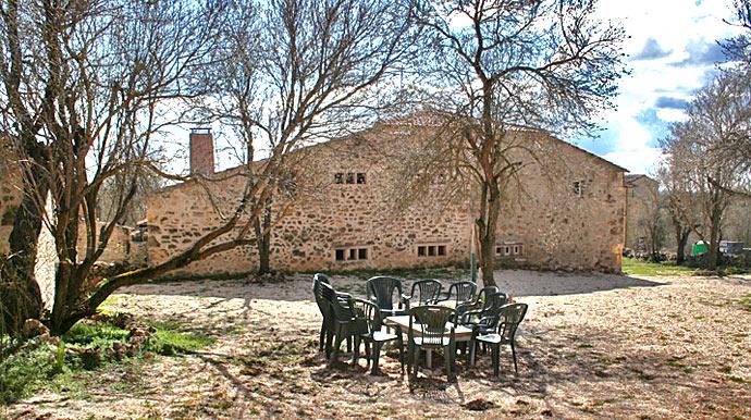 Casa rural la perseverancia for Casa rural jardin del desierto tabernas
